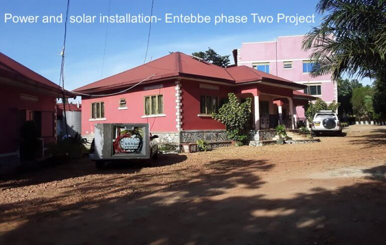 Entebbe Phase 11 Project